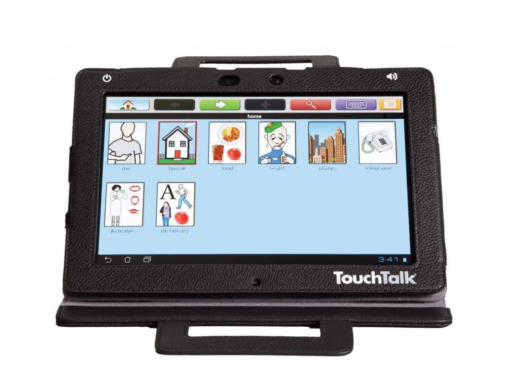 TouchTalk is Launched